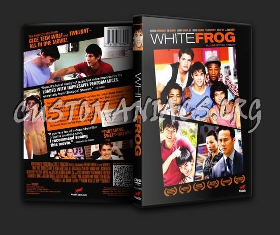 white frog film