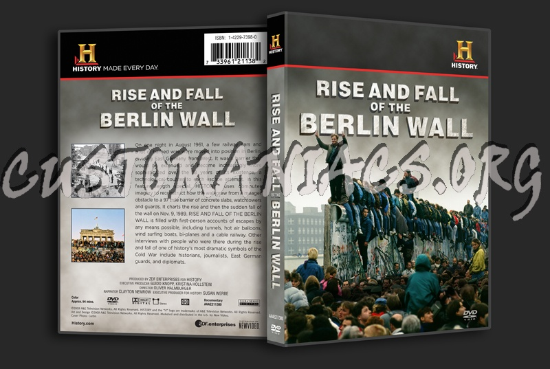 The fall of the Berlin Wall: