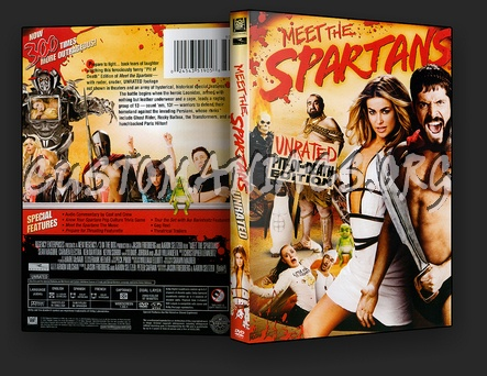 meet the spartans dvd release