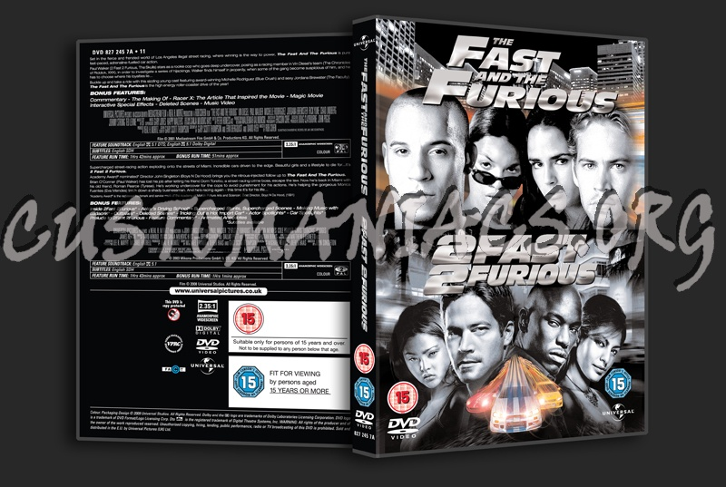 fast furious 2