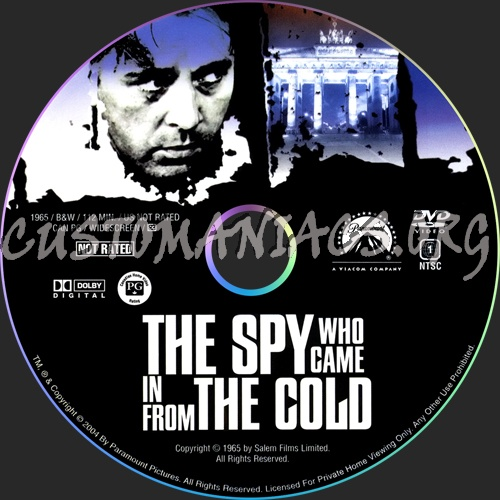 the spy who came in from the cold In the spy who came in from the cold, the head of the british service interviews the richard burton character and asks him to stay out in the cold a little l.