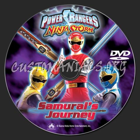 Power Rangers: Ninja Storm – Episode The Samurai's Journey ...