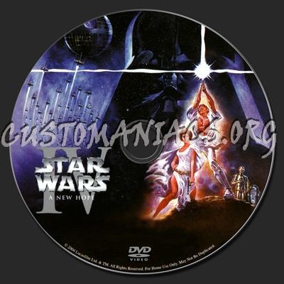 Star Wars Episode 4. house Star Wars Episode 4 Dvd