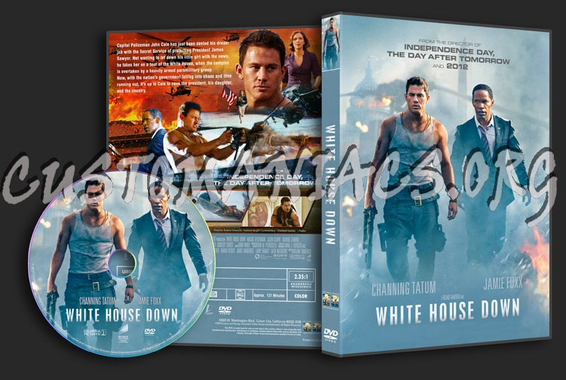 White House Down Dvd White House Down