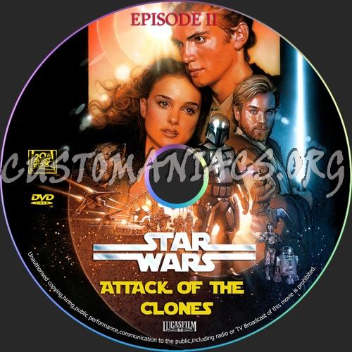 clones star wars. Star Wars Episode 2 - Attack