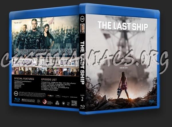 The last ship season 2 blu ray : Violetta episode 75 saison