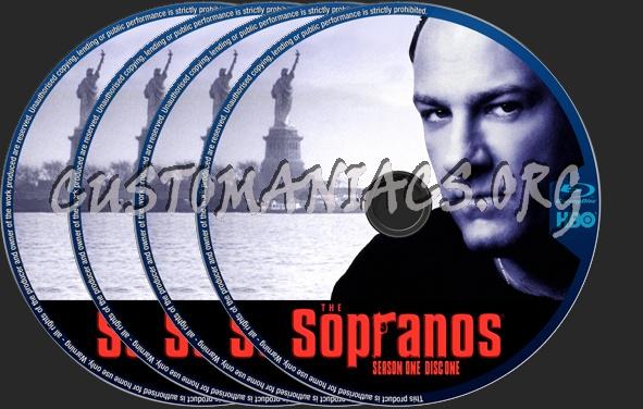 The Sopranos Season 1