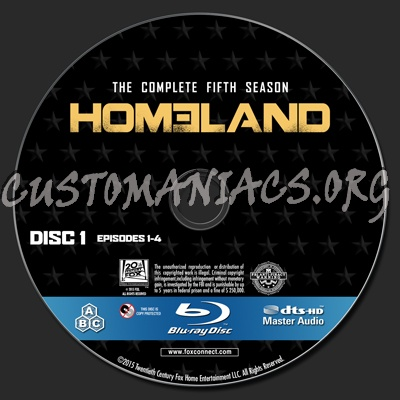 Forum TV-Show Custom Blu-Ray Labels - Page 9 - DVD Covers