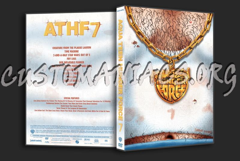 Aqua Teen Hunger Kraft Vol. 7
