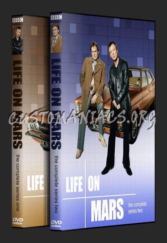 Mars Seasons 1-2 dvd release date australia