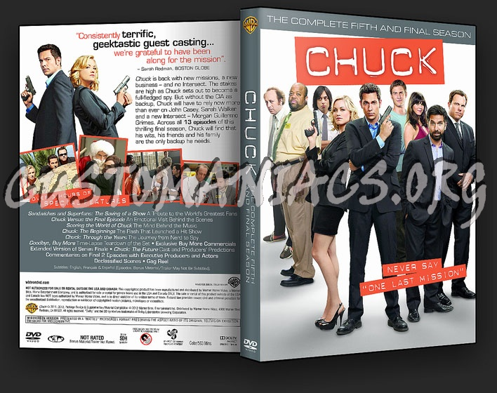 Forum TV-Show Custom Covers - Page 114 - DVD Covers & Labels by