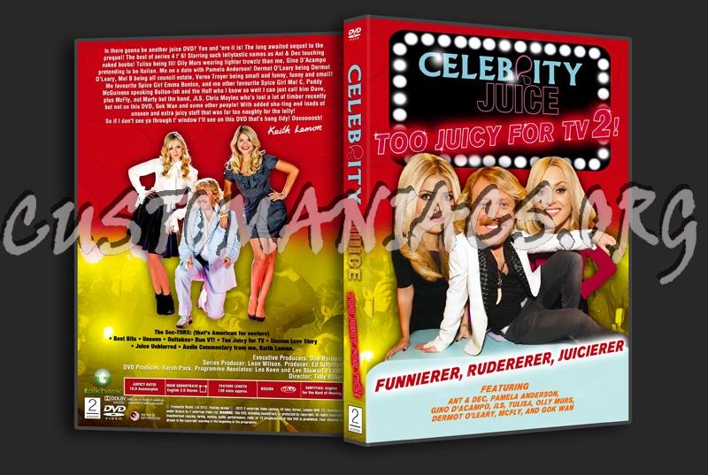 Celebrity Juice - Too Juicy for TV (Seasons 1-3) - thetvdb.com