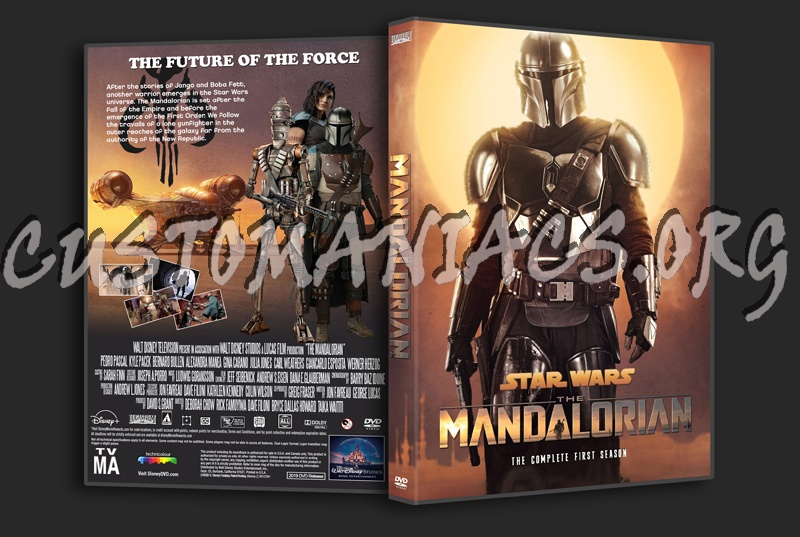 The Mandalorian Season 1 : dvd covers labels by customaniacs ~ Pogadajmy.info Styles, Décorations et Voitures
