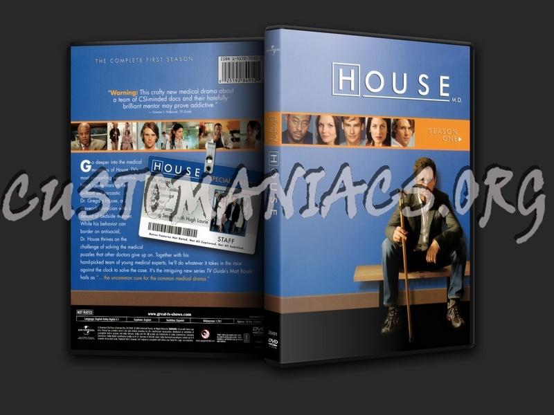 house md season 1. House MD - Season 1