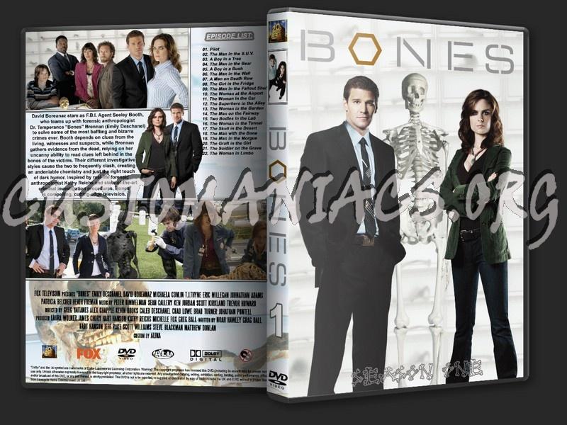 2 season dvd bones