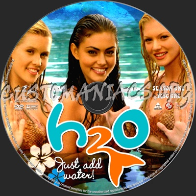 Forum tv show custom labels page 163 dvd covers for H2o just add water season 2