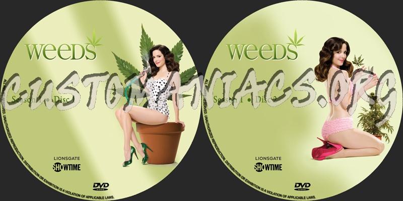 weeds season 1 dvd cover. Weeds Season 1
