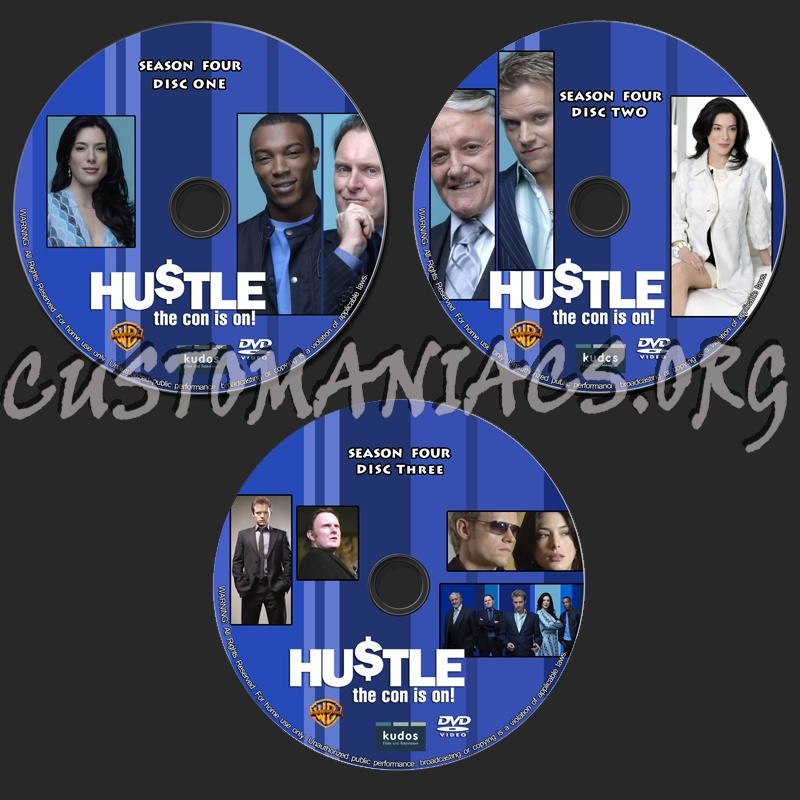 Forum TV-Show Custom Labels