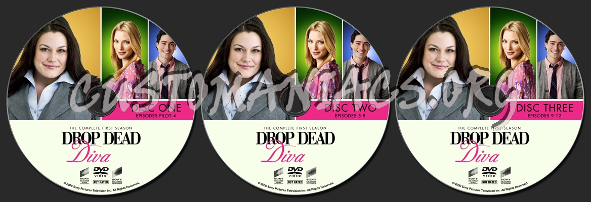 Forum tv show custom labels page 86 dvd covers labels by customaniacs - Drop dead diva season 1 ...