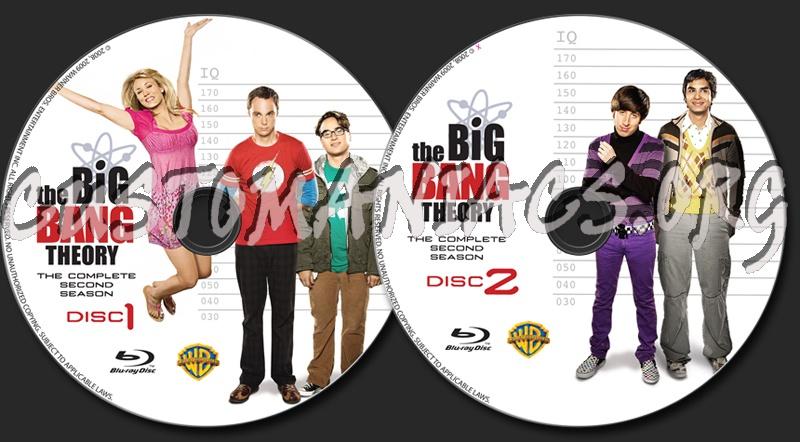 Big bang theory xxx disc 2-7431