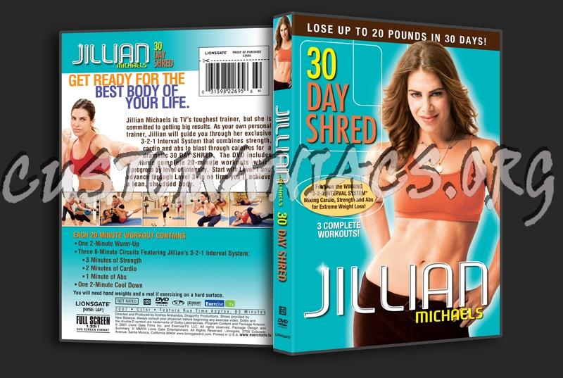 jillian michaels 30 day shred download avi