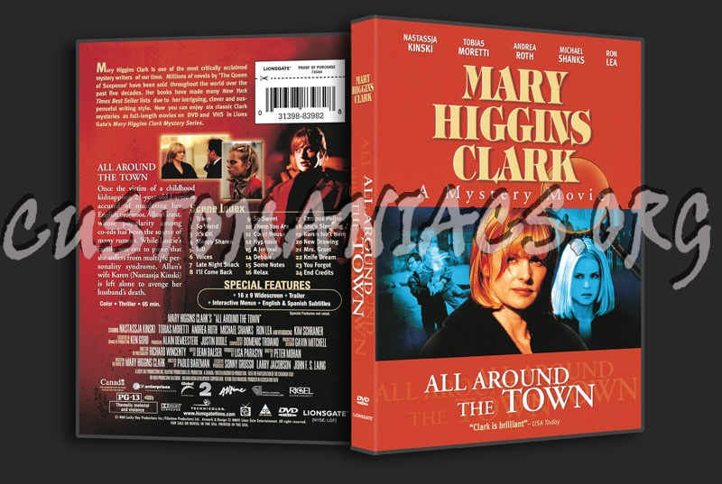 all around the town mary higgins clark pdf