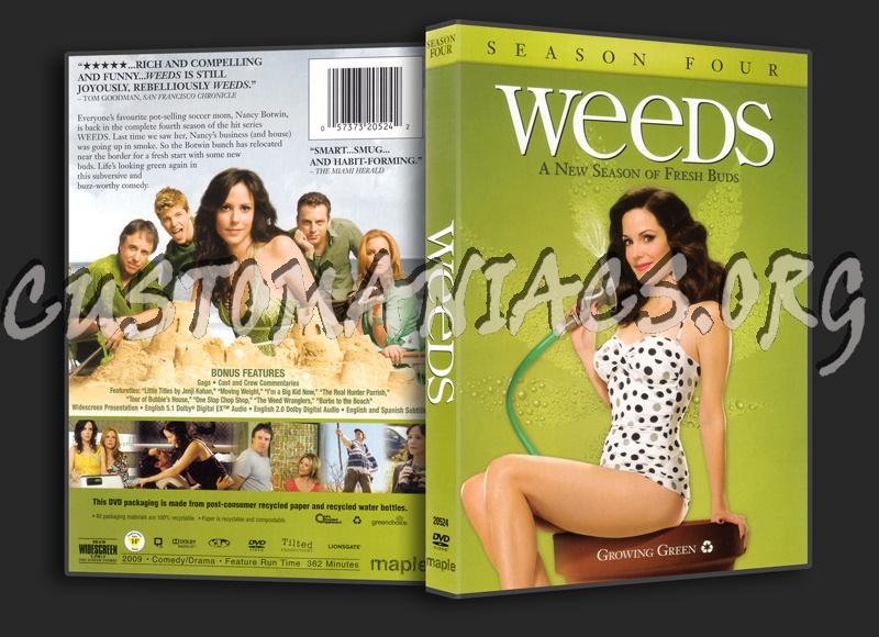 weeds season 6 dvd cover. Weeds Season 4