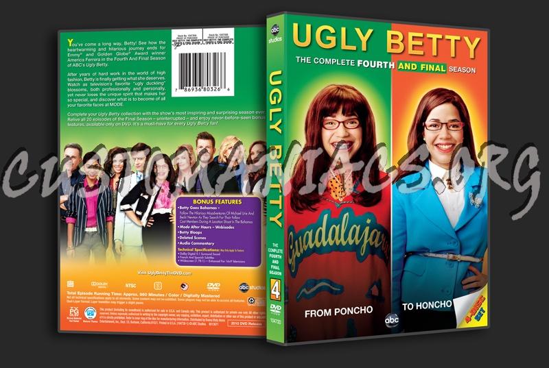ugly betty wallpaper season 4. Ugly Betty Season 4