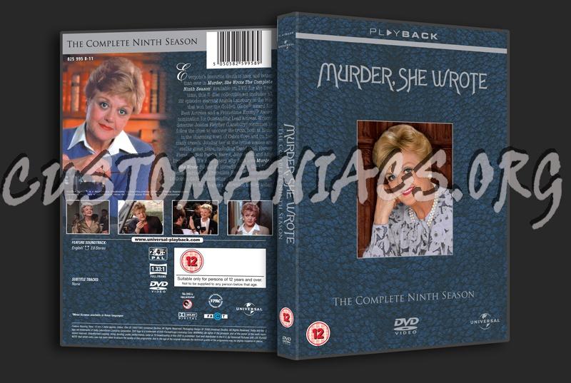 murder  she wrote season 9