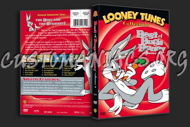 Looney Tunes: Bugs Bunny Volume 2 movie