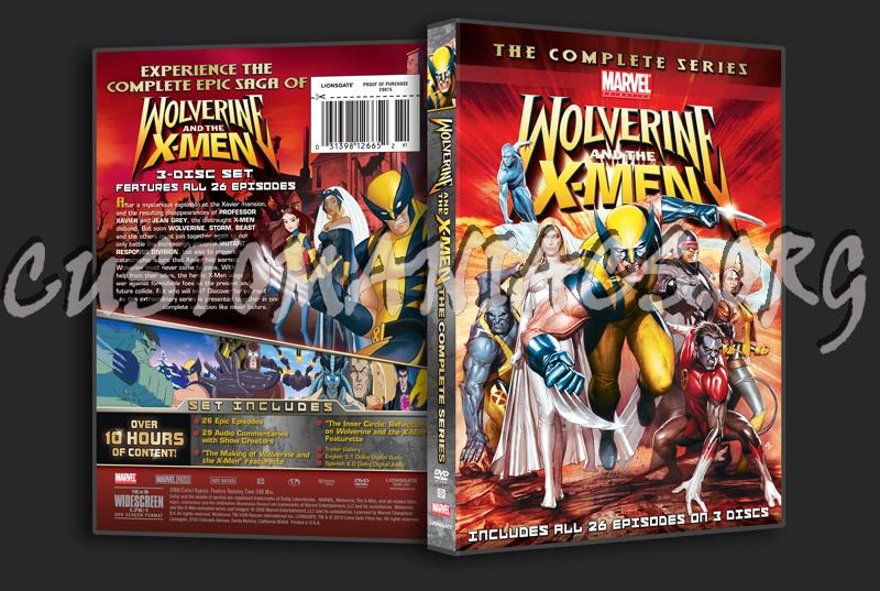 X-Men Domez Series 1 Wolverine Chaser