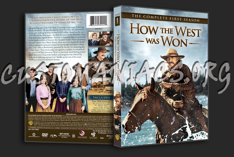 how the west was won tv series - 800×537