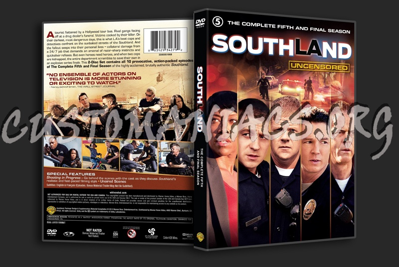 Southland Season 5 Will Hit DVD In August - CINEMABLEND