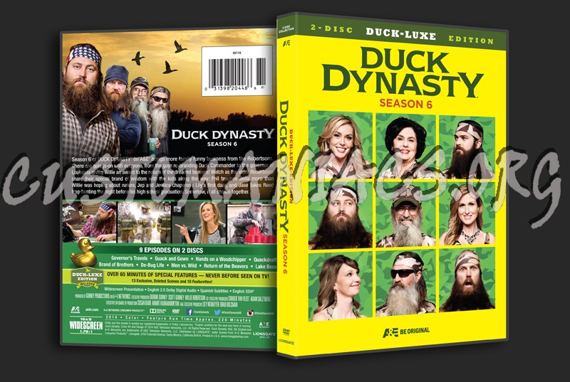 jep and jessica growing the dynasty dvd