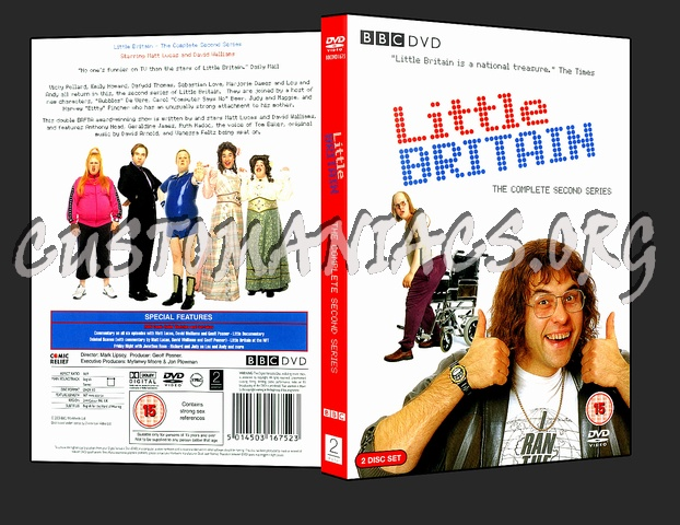 Little britain vicky pollard essay