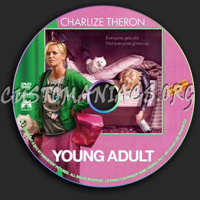 Adult Dvd Label 87