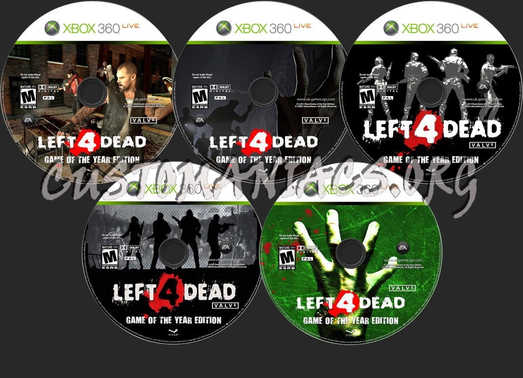 Left 4 Dead: Game of the Year Edition (2009) - MobyGames