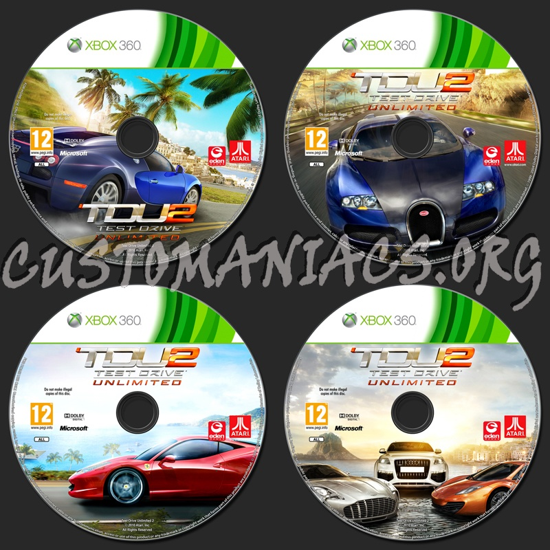Forum XBOX 360 / XBOX ONE Custom Labels